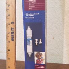 Ge Smart Water Refrigerator Icemaker Filter Number C 200 Gallons Or Six Months