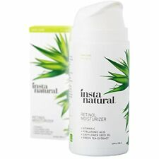 Natural Retinol Moisturizer Anti Aging Cream - Anti Wrinkle Lotion For Your Face