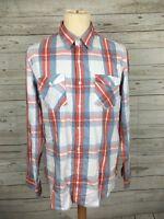 Men's Levi Shirt - Large - Check - Great Condition