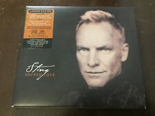 STING SACRED LOVE - LIMITED EDITION CD DIGIPACK 12 TRACKS + BOOKLET 24 PAGS 2003
