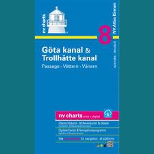 NV-Verlag Kombipack Binnen 8 Götta und Trollhätte Canal