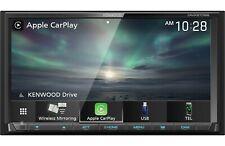 New Kenwood DMX9706S 2 DIN Media Player Wireless Android Auto CarPlay Bluetooth