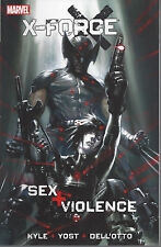 X-Force Sex & Violence  SC  TP  New  20% OFF