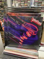 Judas Priest LP Turbo 30 Anniversary Versiegelt Black Vinyl