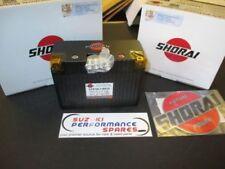 Baterías Shorai para motos Suzuki