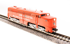 BROADWAY LIMITED 3387 N SCALE Alco PA GE Exhibition 8375A Paragon2 Sound/DC/DCC