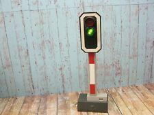 Signal 4397 Playmobil Eisenbahn Schienen 4010 4011 4016 4017 4085 5258 #1
