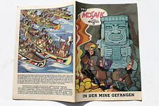original MOSAIK Hannes Hegen Nr. 191 In der Mine gefangen Zustand 1 DDR 1972