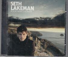 Seth Lakeman   Poor Man's Heaven CD FASTPOST