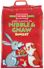 Peters 10kg Nibble & Gnaw Banquet Mix for Rabbits & Guinea pigs