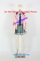 Vocaloid Hatsune Miku Ribbon Girl Cosplay Costume include stokcings acgcosplay
