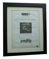 PRODIGY+Jilted+Experience+POSTER+AD+RARE ORIGINAL 1996+FRAMED+FAST GLOBAL SHIP