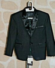 Veste de costume noire neuve taille 4 ans neuve marque Maxi & Marc