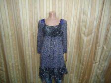 Edc by Esprit señora 3/4 brazo vestido estampadas talla 32 bella #04-8