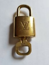 Lucchetto Padlock Louis Vuitton gold originale Made in france speedy kepall Alma