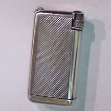 Briquet ancien Flaminaire Quercia CRILLON ARGENT Solid Silver Lighter Feuerzeug