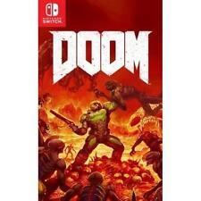 Doom Nintendo Switch Game Ro 103017