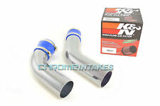 NEW 95 96 97 CHEVY CAMARO/PONTIAC FIREBIRD 3.8 3.8L V6 FULL COLD AIR INTAKE+K&N