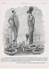 PUBLICITE ADVERTISING 054 1911 HIGH LIFE TAILOR Maître Tailleur