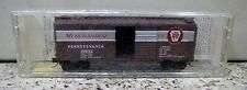 "Micro-Trains 40' Standard Box Car w/ Single Door ""Pennsylvania"""