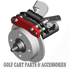 Club Car DS Golf Cart Rear Disc Brake Kit - *Made In USA*
