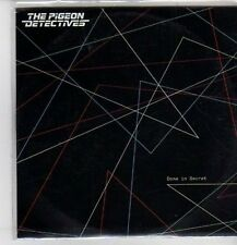 (CO454) The Pigeon Detectives, Done In Secret - 2011 DJ CD