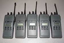 Ericsson M/A Com Harris LPE-50 KRD 103 103/A252 R2A 800 Mhz Radio - Lot of 5