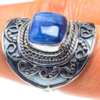 Kyanite 925 Sterling Silver Ring Size 8.5 Ana Co Jewelry R59057F