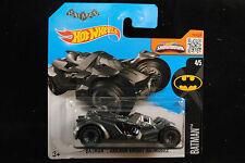 2016 Hotwheels - Batman - Arkham Knight Batmobile