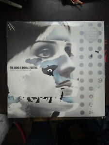 The Sound of Animals Fighting Lover the Lord Has Left Us Vinyl Record LP White