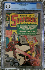 Tales of Suspense 52 1st Black Widow CGC 6.5 White Pages!