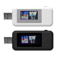MX18 Multimeter USB Tester Power Charger Digital Voltage Current Detector #Z