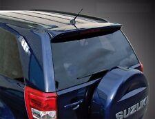 '2006-'2012 SUZUKI GRAND VITARA Rear Roof Spoiler Wing ABS W/O Lamp Unpainted