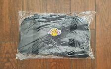 Los Angeles Lakers Duffle Bag NBA Mens Gym Travel Team Luggage Tote Duffel Gray