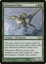 Allosaurus Rider Elves vs. Goblins Nm Green Rare Magic Gathering Card Abugames