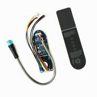 New Plug Bluetooth Circuit Board + Dashboard Cover for Xiaomi Mijia M365 Scooter