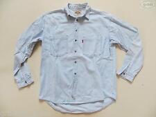 "Levi's Jeans Hemd ""Shirt for Jeans"" Jeanshemd Gr. L, BLAU ! 2 Taschen, Weit !"