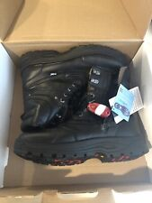 Pajar Mens Carrefour Winter Canada Snow Boots 13 Ice Grippers Black NIB 13EE NEW