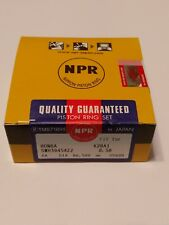 NPR K SERIES K20A2 K20A TYPE R S 86.50MM PISTON RING SET NPR K20A1 PRB RRC PRC