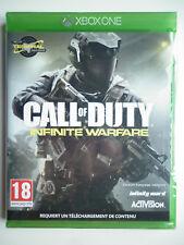 Call of Duty Infinite Warfare Jeu Vidéo XBOX ONE