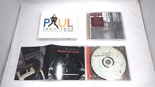 PAUL McCARTNEY US TOUR by Lexus RARE 2CD PROMO PAK Chaos + Rarities Disc BEATLES