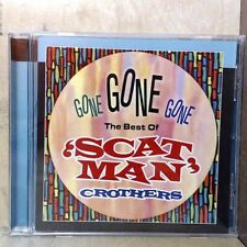 Gone Gone Gone, The Best of Scat Man Crothers (CD, 2011, Screenland) 6937