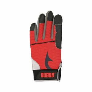 Bubba Blade Ultimate Fish Fillet Glove, Red, All Sizes