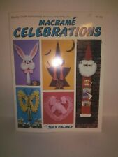 MACRAME CELEBRATIONS BOOKLET