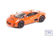 76JCX75002 Oxford Diecast OO Gauge Jaguar C-X75 Prototype Orange