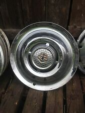 Vintage  Pontiac Hub Cap Rat Rod Man Garage Wall art