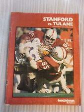 Good Grade Original Vintage NCAA Programs