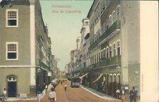 BRAZIL Pernambuco Rua da Imperatriz 1908 animated PC