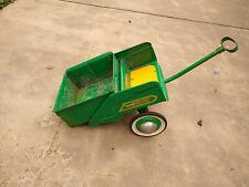 New Listing1960's Murray Green Dump Trac Trailer Wagon