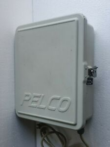 Pelco WCS4-20B Master Power Supply Outdoor 20 Amps, 4 Output, Multiple Camera